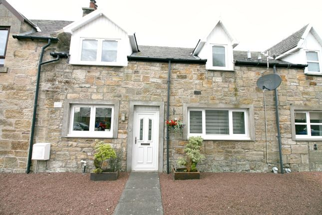 Thumbnail 2 bed terraced house for sale in Uppershieldhill Farm, Carluke