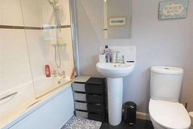 Bathroom of Manston Lodge, Hampstead Drive, Stockport SK2