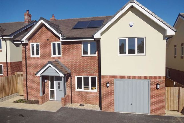 Thumbnail Detached house for sale in Plot 2 Oak House, Bank Villa, Halfway House, Shrewsbury, Shropshire