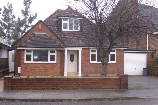Thumbnail Semi-detached bungalow for sale in Newton Road, Great Barr, Birmingham