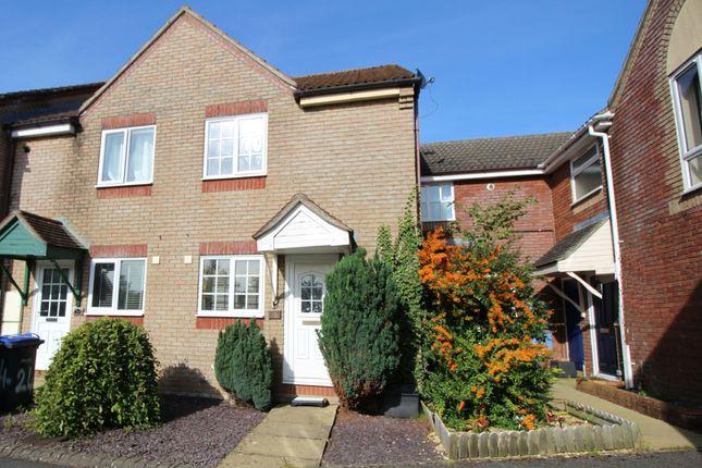 Thumbnail Terraced house for sale in Waters Edge, Pewsham, Chippenham