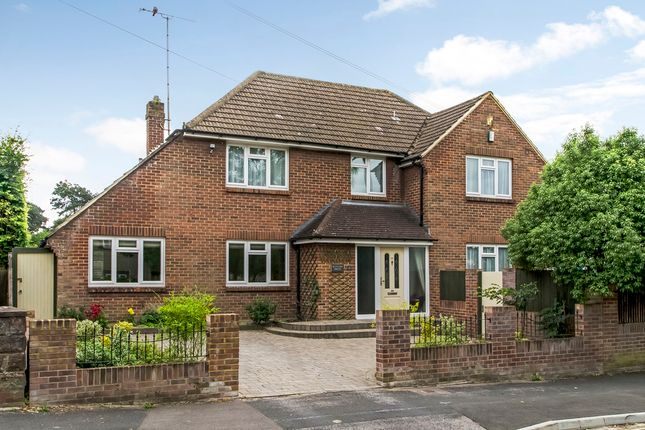 Thumbnail Detached house for sale in Warfield Avenue, Waterlooville