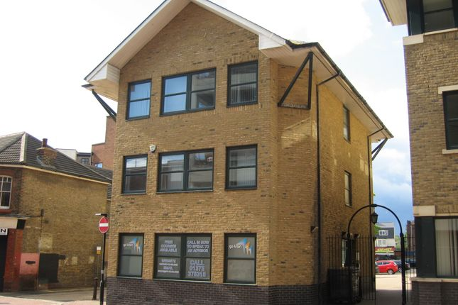 Thumbnail Office for sale in Clarence Road, Grays
