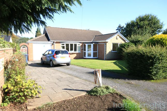 Thumbnail 3 bed detached bungalow for sale in Mill Hill Close, Sprotbrough, Doncaster