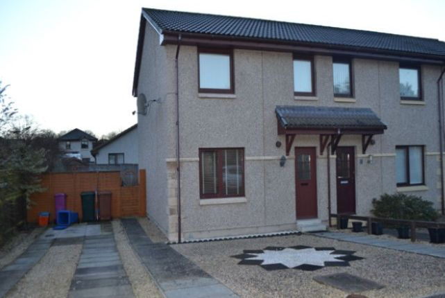 Thumbnail Semi-detached house to rent in 5 Spey Avenue, Fochabers