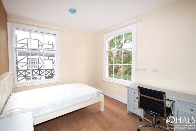 Thumbnail Flat to rent in Market Square Apartments, Cank Street, Leicester