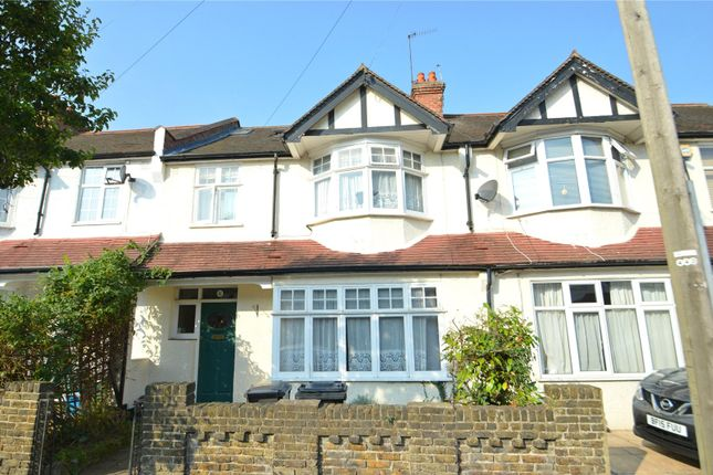 Thumbnail Terraced house for sale in Claremont Road, Addiscombe, Croydon