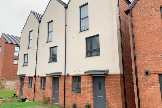 Thumbnail Detached house to rent in Sir Harry Secombe Court, Swansea