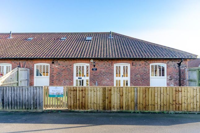 Thumbnail End terrace house for sale in Enholmes Lane, Patrington, Hull