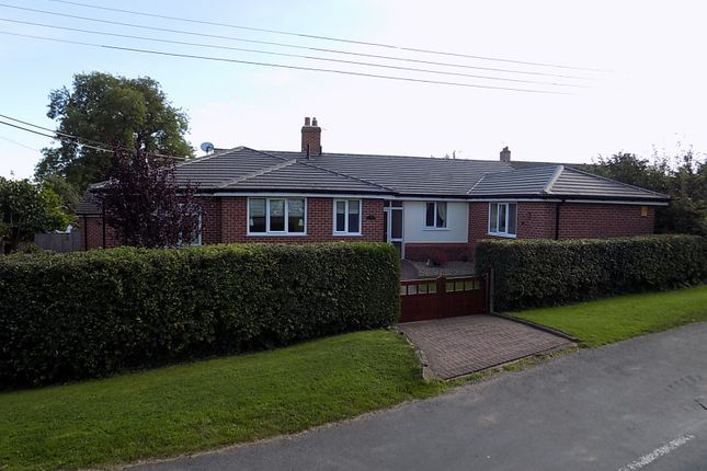 Thumbnail Detached bungalow for sale in Dalbury Lees, Ashbourne