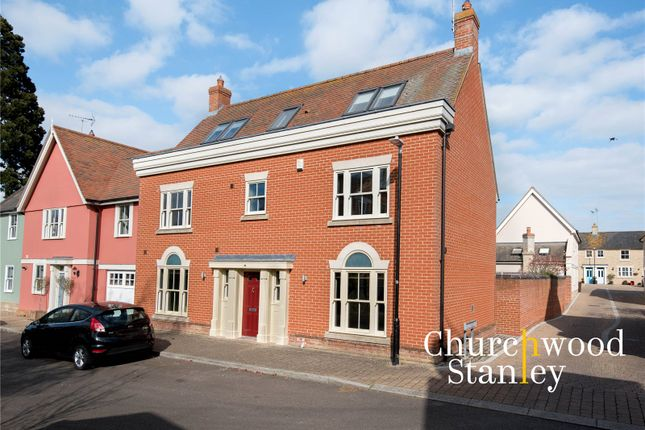 Thumbnail Semi-detached house for sale in Barley Close, Mistley, Manningtree, Essex