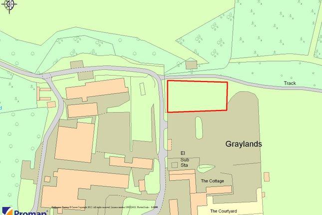 Thumbnail Land to let in Open Storage At Graylands Estate, Langhurstwood Road, Horsham