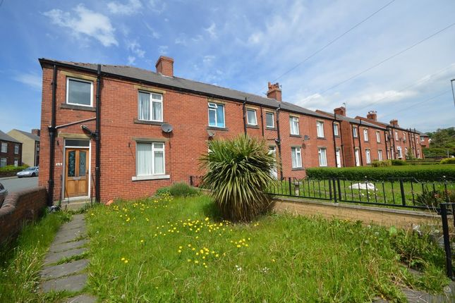Thumbnail End terrace house for sale in Barnsley Road, Flockton, Wakefield