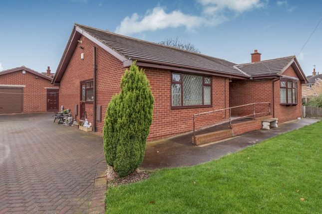 Thumbnail Detached bungalow for sale in Lower Northfield Lane, South Kirkby, Pontefract