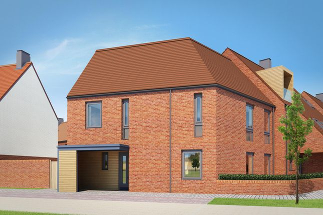 "Thumbnail End terrace house for sale in ""Woodpecker"" at Derwent Way, York"