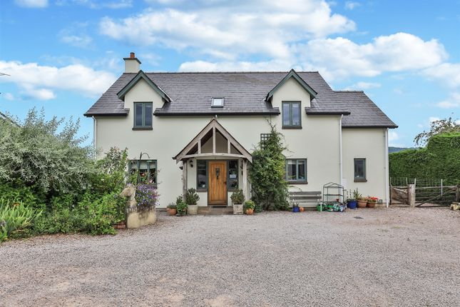 Thumbnail Detached house for sale in Maypole, St. Maughans, Monmouth