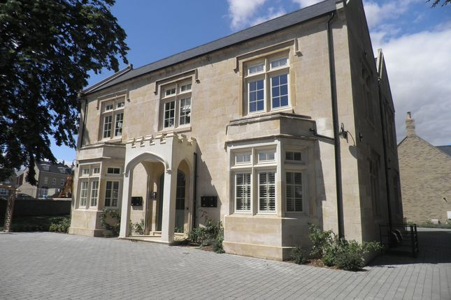 Thumbnail Flat for sale in Old School Avenue, Oundle, Peterborough