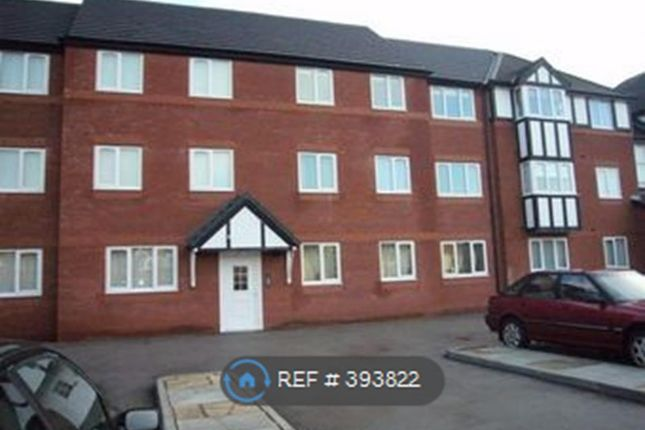 Thumbnail Flat to rent in Portland Gate, Wirral