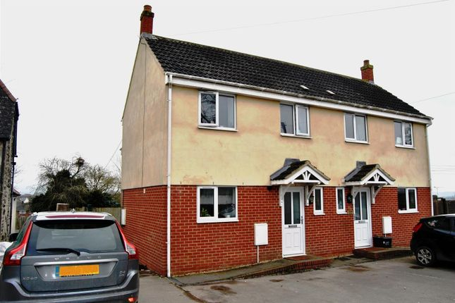 Thumbnail Semi-detached house for sale in Downs View, Royal Wootton Bassett, Swindon