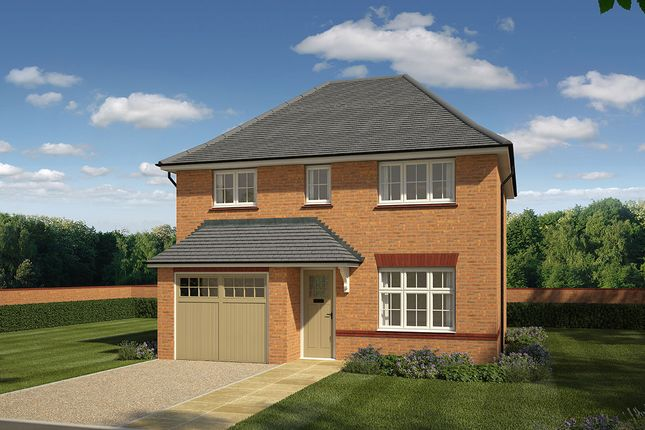 "Thumbnail Detached house for sale in ""Shrewsbury"" at Lonsdale Close, Great Sankey, Warrington"