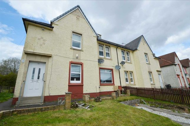 Thumbnail Flat for sale in Victoria Street, Blantyre, Glasgow