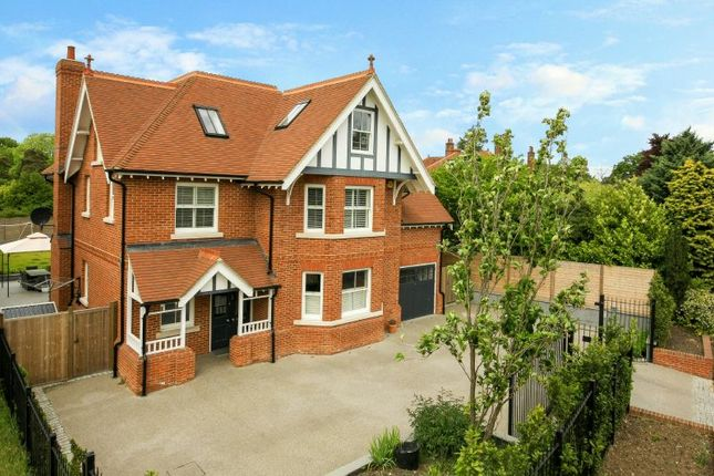 Thumbnail Detached house for sale in Pembroke Road, Woking
