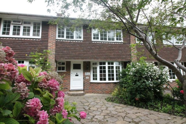 Thumbnail Terraced house for sale in High Street, Findon Village