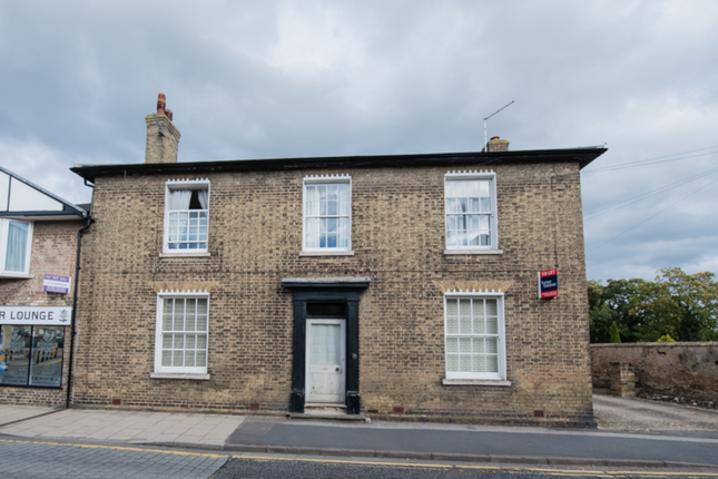 Thumbnail Block of flats for sale in High Street, Soham