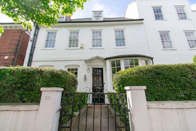 Thumbnail Semi-detached house for sale in Dartmouth Row, London