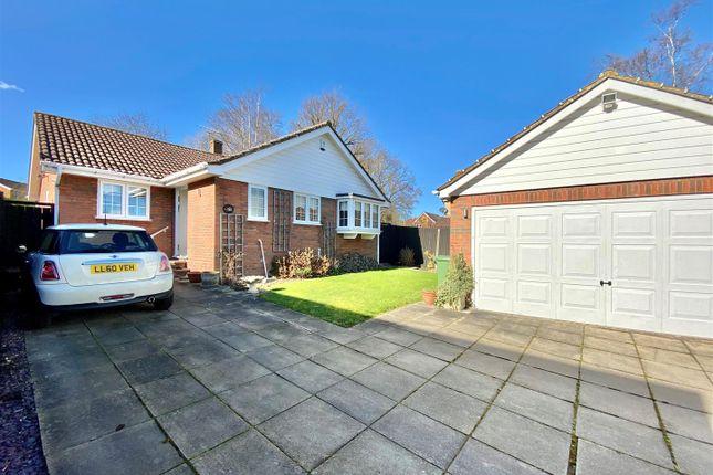 Thumbnail Bungalow for sale in Doverfield, Goffs Oak, Waltham Cross