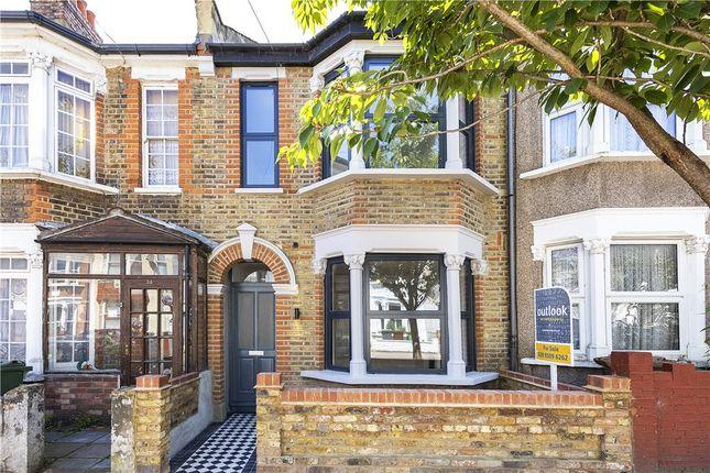 Thumbnail Terraced house for sale in Tavistock Avenue, Walthamstow, London