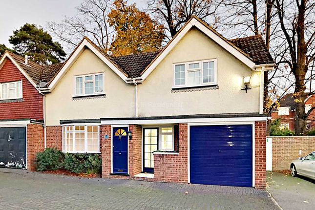 Thumbnail Semi-detached house to rent in Belmont Mews, Camberley