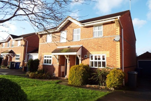 Thumbnail Property to rent in Ashbrook Close, Uttoxeter