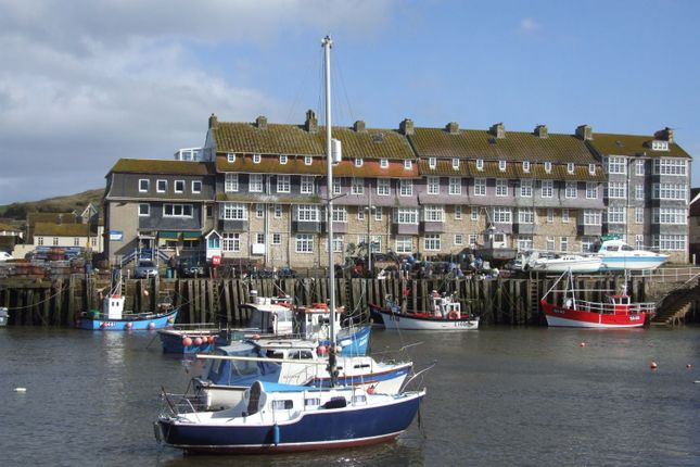 1 bed flat for sale in Pier Terrace, West Bay, Bridport