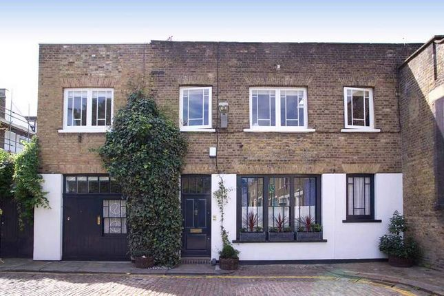 Thumbnail Mews house to rent in Railey Mews, London