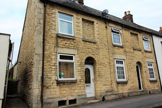 Thumbnail End terrace house for sale in London Road, Calne