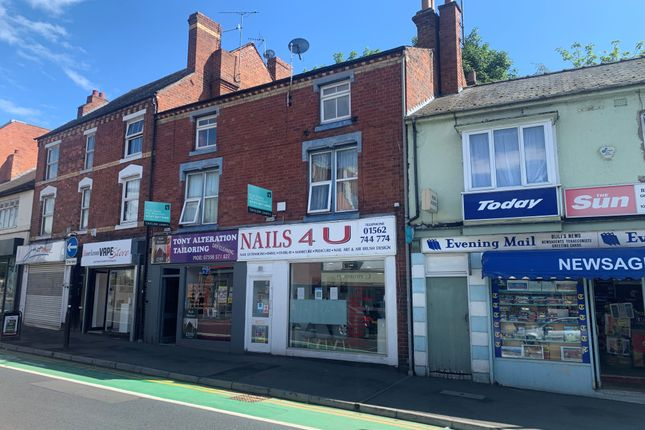 1 bed flat for sale in Flat 2, 104 Coventry Street, Kidderminster DY10