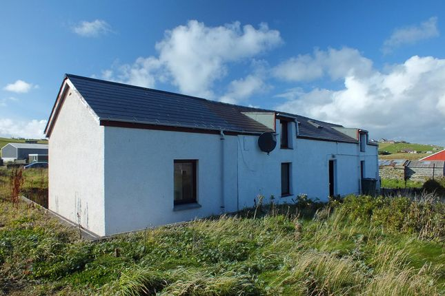 Thumbnail Cottage for sale in Sandwick, Shetland