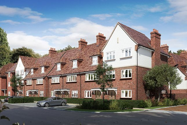 Thumbnail End terrace house for sale in Bittacy Hill, The Ridgeway, Mill Hill, London