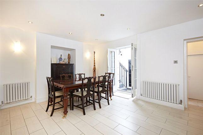 Dining Area of Britten Street, Chelsea, London SW3