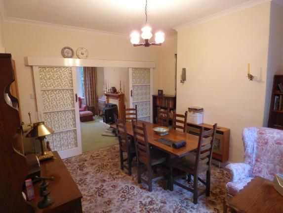 Dining Room of Brown Edge Road, Buxton, Derbyshire SK17
