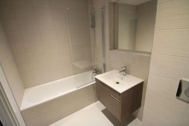 Thumbnail Flat to rent in Aria Apartments, Chatham Street, Leicester, Leicestershire