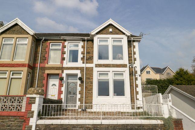Thumbnail Semi-detached bungalow for sale in Alexandra Road, Merthyr Tydfil