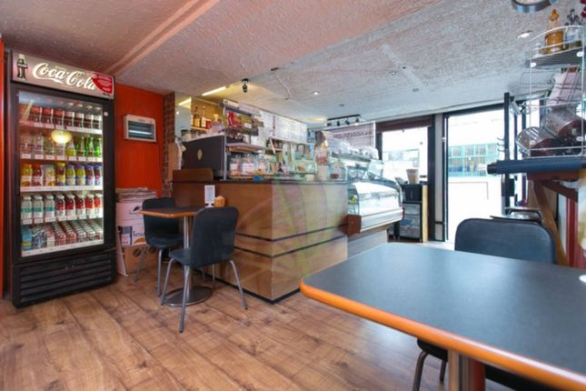Thumbnail Retail premises for sale in Trafalgar Road, Greenwich, London
