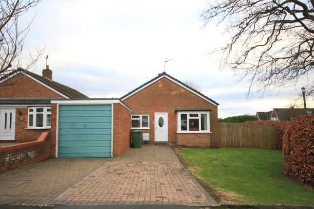 Thumbnail Detached bungalow to rent in Sheltwood Close, Redditch