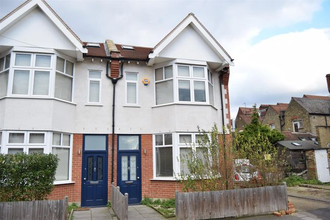 Thumbnail Property for sale in Quintin Avenue, London