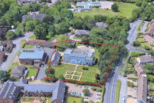 Aerial View of Breakspear Place, Abbots Langley WD5