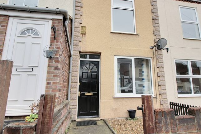 Thumbnail Terraced house for sale in Marion Road, Norwich