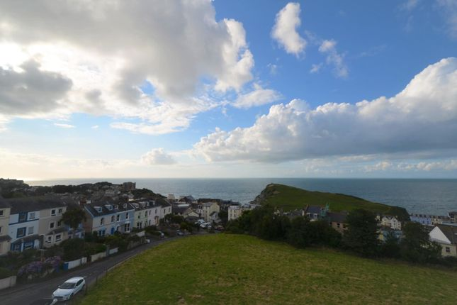Thumbnail Flat to rent in Montpelier Terrace, Ilfracombe