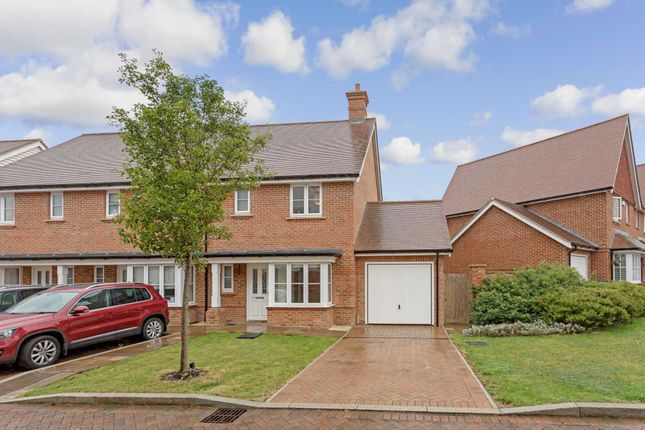 Thumbnail End terrace house to rent in Longhurst Avenue, Horsham